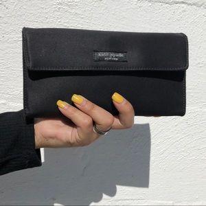 Kate Spade 90s Vintage Black Wallet